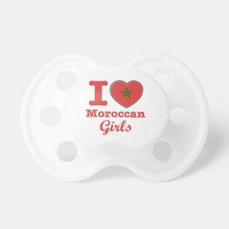 Marokkaans ontwerp baby speentje