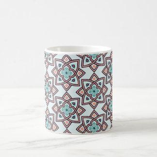 Marokkaanse ceramische ontwerp klassieke mok