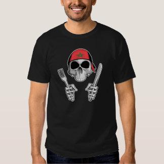Marokkaanse Chef-kok 4 T-shirts