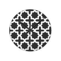 Marokkaanse Dagen Ronde Klok Medium