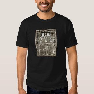 Marokkaanse plaque Shitiva T-shirts