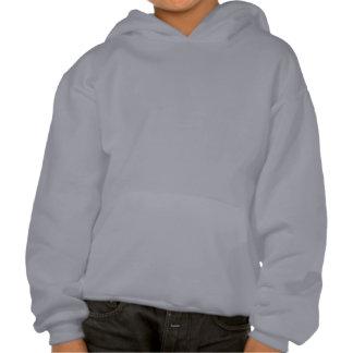 Marokkanen schreeuwen niet sweatshirt met hoodie