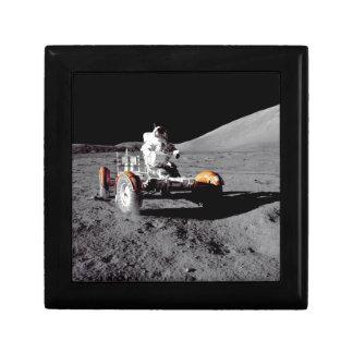 Mars Rover Vierkant Opbergdoosje Small