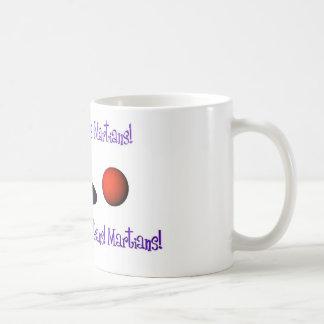 Marsbewoners, Marsbewoners, Marsbewoners Koffiemok