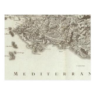Marseille Briefkaart
