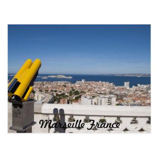 Marseille Frankrijk Briefkaart