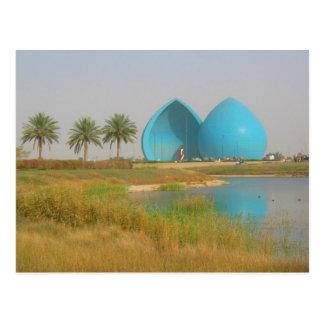 Martelaar monument-Bagdad Briefkaart