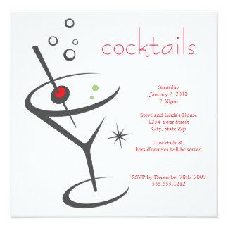 martini uitnodiging