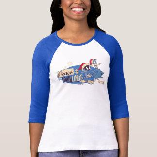 MARVIN de Vrede MARTIAN™- op Earthlings T Shirt