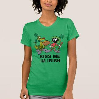 MARVIN MARTIAN™ met de Dag van K 9% pipe% St. T Shirt