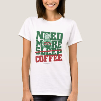 MARVIN MARTIAN™ - vereis Meer Koffie T Shirt