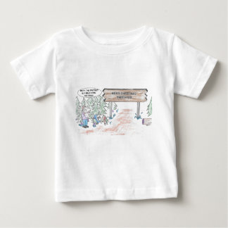 Mary Christmas Baby T Shirts