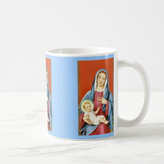 Mary en Jesus Koffiemok