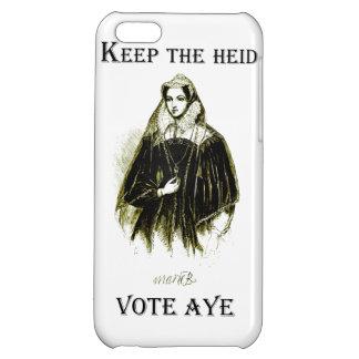 Mary Koningin van Scots iPhoneHoesje Hoesjes Voor iPhone 5C