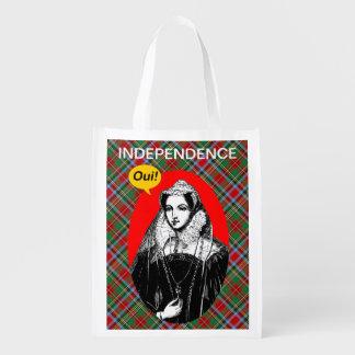 Mary Koningin van Scots Zak van de Kruidenierswink Shopper