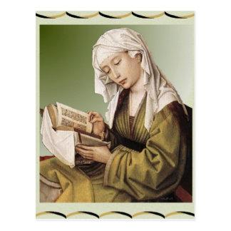 Mary Magdalen Briefkaart