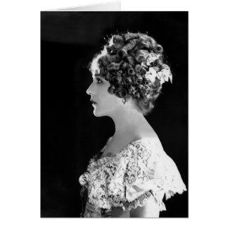 Mary Pickford, Canadees-Amerikaanse Actrice Briefkaarten 0
