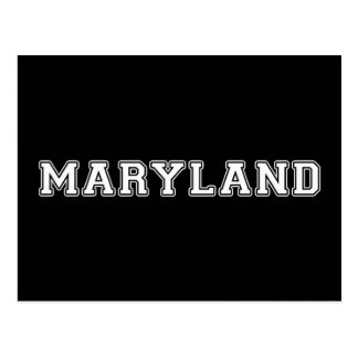 Maryland Briefkaart