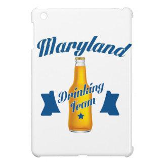 Maryland die team drink hoesjes voor iPad mini