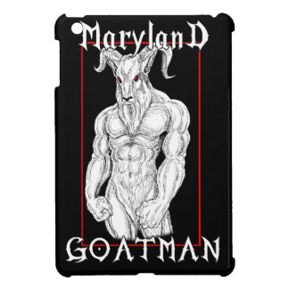 Maryland Goatman iPad Mini Hoesjes