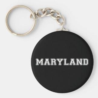 Maryland Sleutelhanger