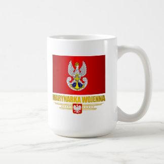 Marynarka Wojenna (Poolse Marine) Koffiemok