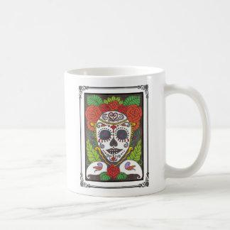 Mascara DE Los Muertos Koffiemok