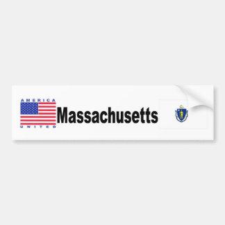 Massachusetts Bumpersticker