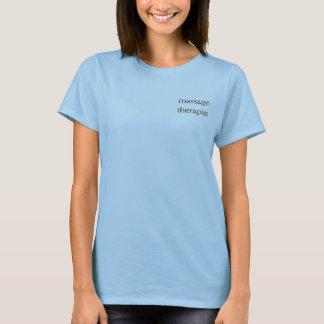 massage therapeut t shirt