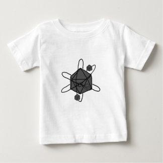 Matrijs-atoom (schets Al Zwarte) (binnen Grijs Baby T Shirts