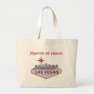 Matron van Las Vegas van de Klassieke Zak van de Grote Draagtas