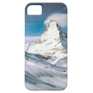 Matterhorn, Zermat Barely There iPhone 5 Hoesje