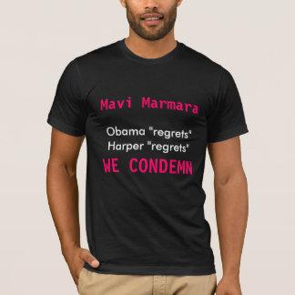 Mavi Marmara T Shirt