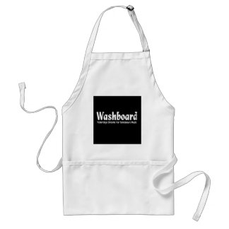 maximum maxwell johnson washboard Glasgow Standaard Schort