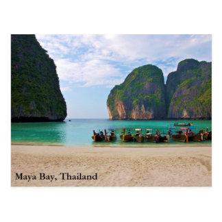 Maya Baai, Thailand Briefkaart