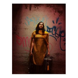 Maya van Graffiti Briefkaart