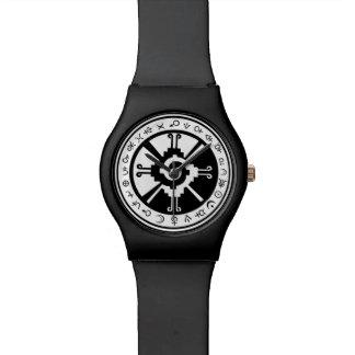 Mayan Horloge van de Ontwerper van Hunab Ku