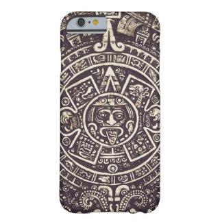 Mayan iPhone 6 van de Kunst van de Kalender geval Slim iPhone 6 Case