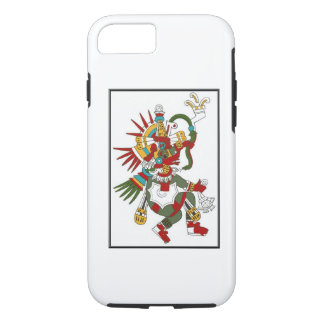 Mayan iphone van Kukulcan van de God iPhone 7 Hoesje