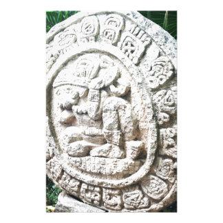 Mayan Kalender Briefpapier