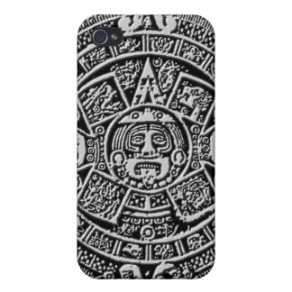 Mayan Kalender iPhone 4 Hoesje