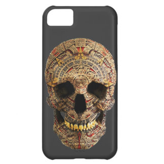 Mayan Schedel iPhone 5C Hoesje