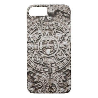 Mayan Steen Stammen - iPhone 7 iPhone 7 Hoesje