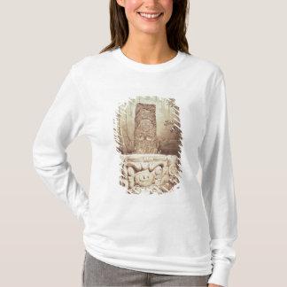 Mayan tempel, Honduras T Shirt