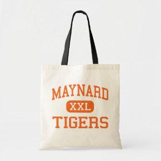 Maynard - Hoge Tijgers - - Maynard Massachusetts Draagtas