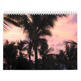 Mazatlan Mexico Kalender