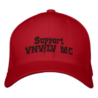 MC van de steun VNV/LV Rood en Zwart Pet Pet 0
