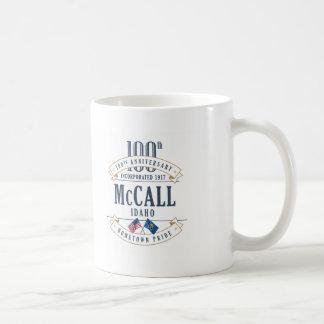 McCall, de Mok van het Jubileum van Idaho 100ste