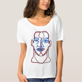 Me hologram t shirt