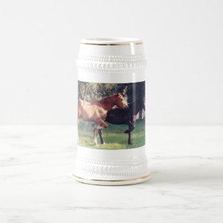 ME & MIJN schaduw-Stenen bierkroes Bierpul